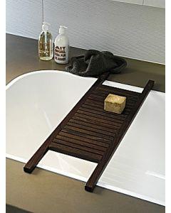 Houten badbrug Decor Walther essenhout donker geolied