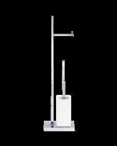 Toiletstandaard Decor Walther met porselein houder