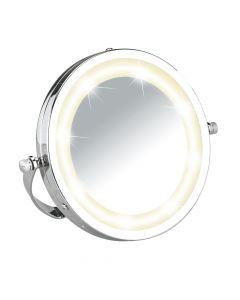 Vergrootspiegel Brolo LED verlichting 3x vergroting handmodel
