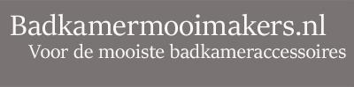 De leukste badkameraccessoires bij Badkamermooimakers.nl